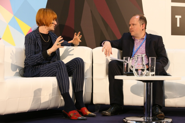 Mary Portas interview